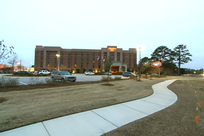 Hampton Inn - Wilmington, NC | Cameron Management